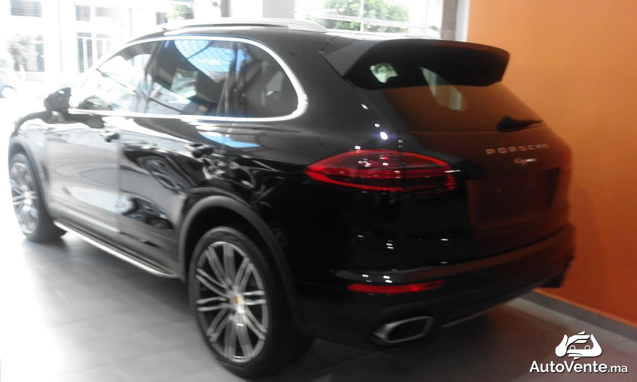 acheter porsche cayenne d 39 occasion a tanger maroc autovente. Black Bedroom Furniture Sets. Home Design Ideas