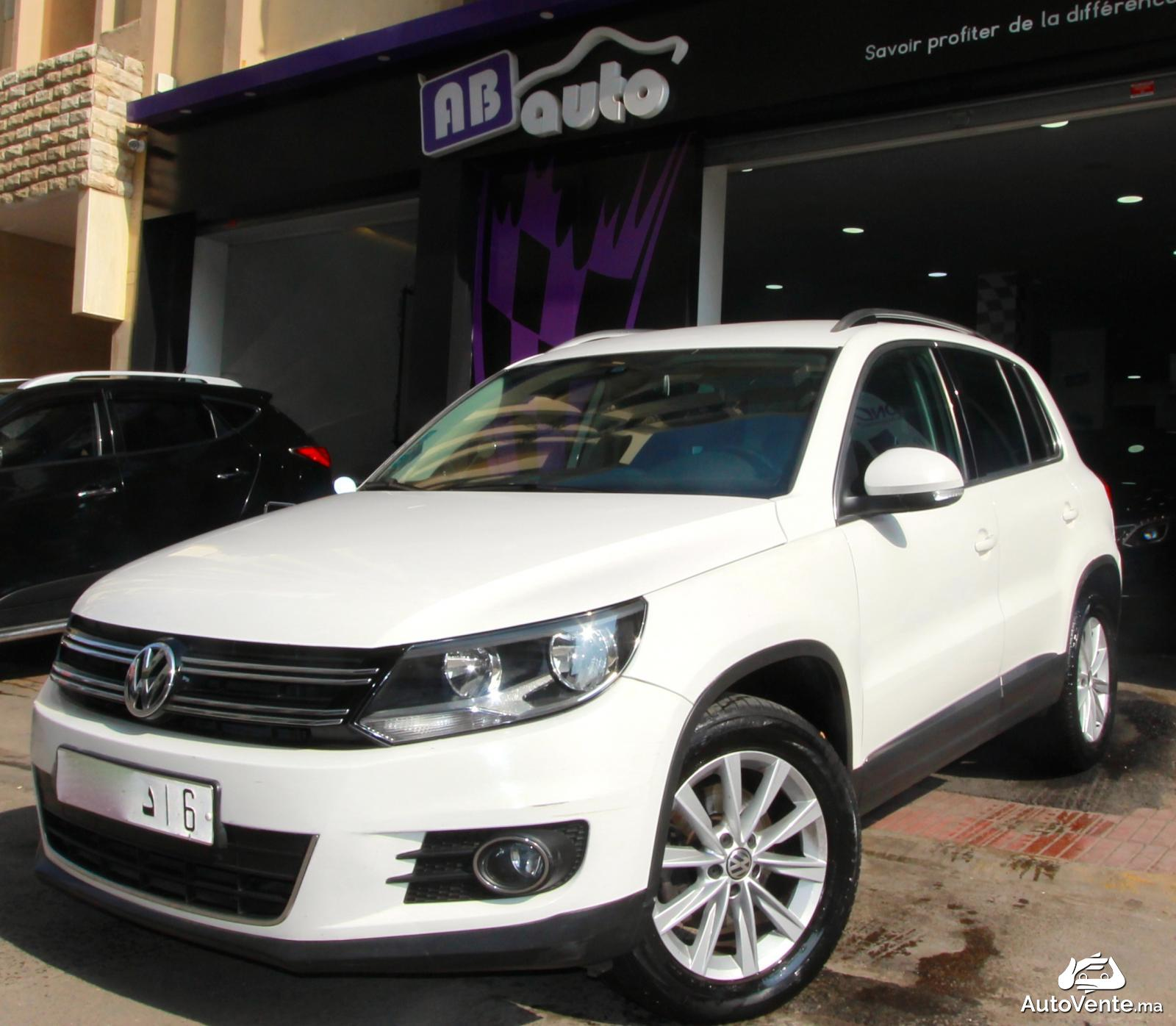 acheter volkswagen tiguan d 39 occasion a casablanca maroc. Black Bedroom Furniture Sets. Home Design Ideas