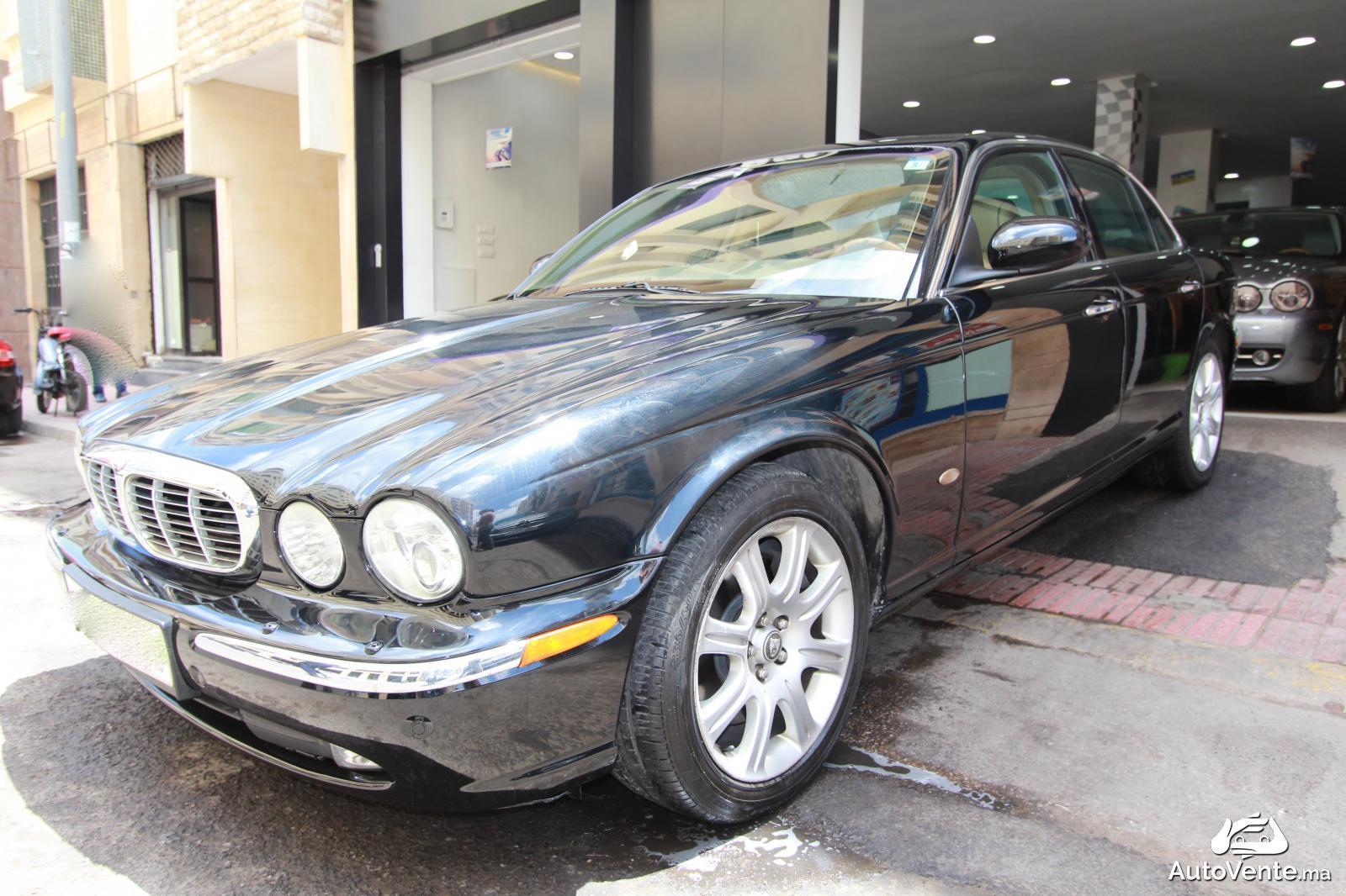 acheter jaguar xj6 d 39 occasion a casablanca maroc autovente. Black Bedroom Furniture Sets. Home Design Ideas