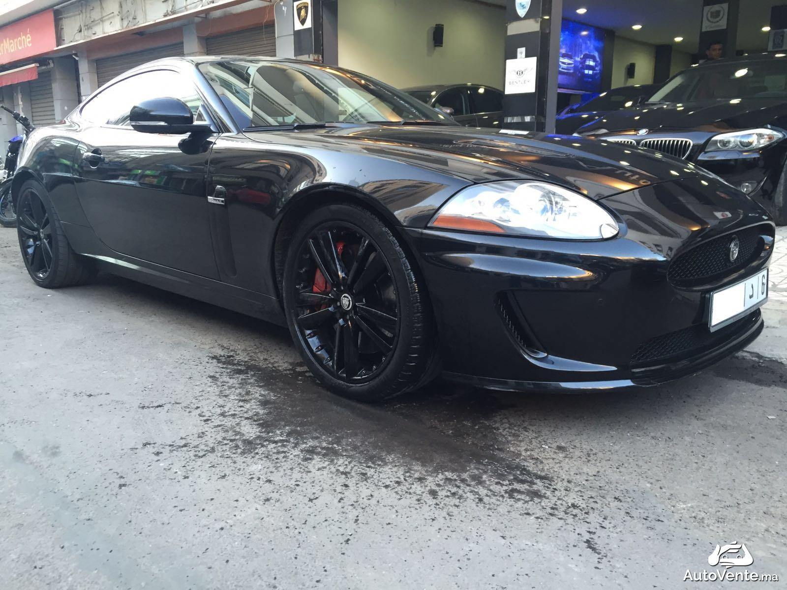 acheter jaguar xkr d 39 occasion a casablanca maroc autovente. Black Bedroom Furniture Sets. Home Design Ideas