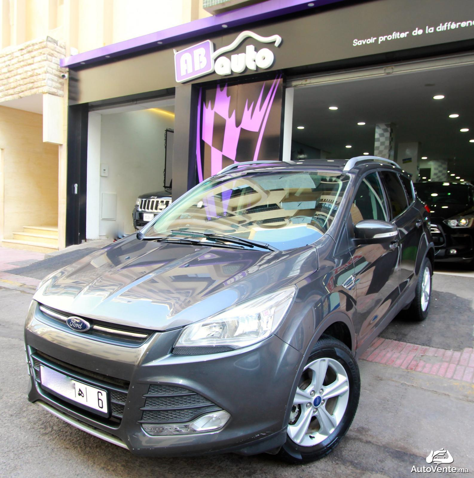 acheter ford kuga d 39 occasion a casablanca maroc autovente. Black Bedroom Furniture Sets. Home Design Ideas