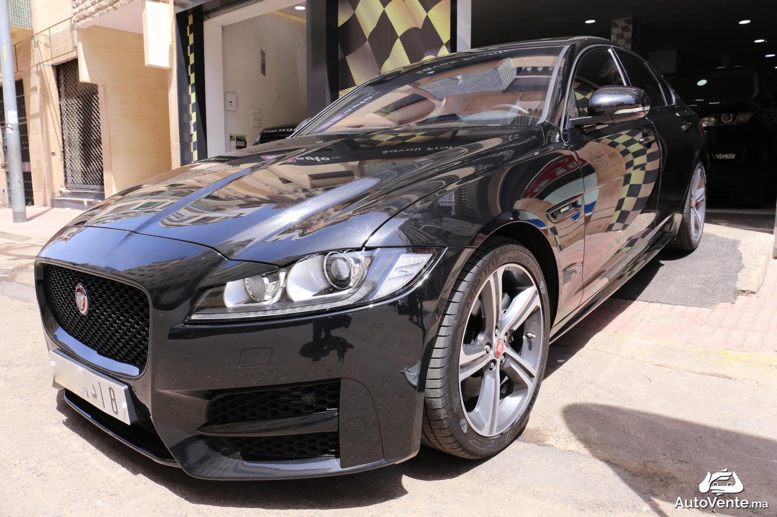 acheter jaguar xf d 39 occasion a casablanca maroc autovente. Black Bedroom Furniture Sets. Home Design Ideas